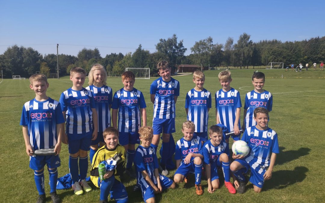 A Flying Start for the Under 12s