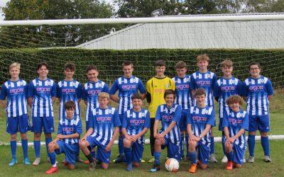 Ramsbury FC U16s 11-0 Bradford Town FC U16s